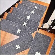 MPGIO Non Slip Stair Treads Indoor Tread Mats Self