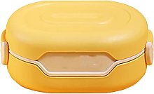 MPGIO Portable Lunch Box for Kids Microwave Lunch