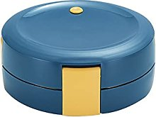 MPGIO Round Insulated Lunch Box Kids Food Storage