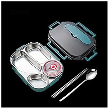 MPGIO Stainless Steel Bento Box with Soup Cup Food