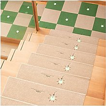 MPGIO Stair Treads Carpet Footprint Stair Carpets