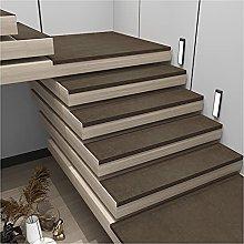 MPGIO Stair Treads Carpet Mats Adhesive-Free
