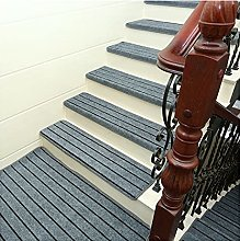 MPGIO Stairs Carpet Tread Mats House Non-Slip