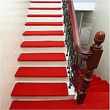 MPGIO Stairs Carpet Tread Mats House Non-Slip Step