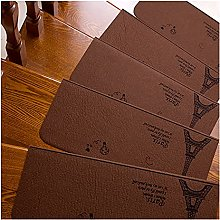 MPGIO Stairs Carpet Tread Mats Self Adhesive Stair
