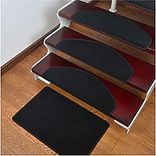 MPGIO Stairs Carpet Tread Non-Slip Step Rug Mute