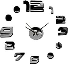 MPM, Wall Clock, Black, Small/Normall