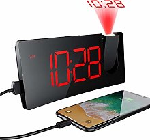 Mpow Alarm Clock, LED Digital Alarm Clock with USB