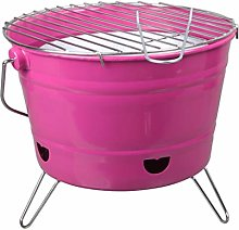 MQH Barbecue Grill Outdoor Desktop Charcoal