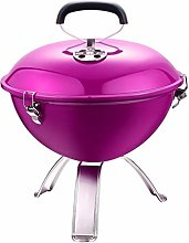 MQH Barbecue Grill Outdoor Portable Charcoal