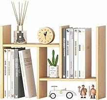 MQH Desktop Bookshelf Desk Organizer,Desktop