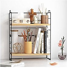 MQH Desktop Bookshelf Desktop Organizer Bookshelf