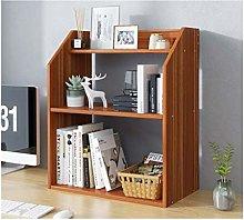 MQH Desktop Bookshelf Multipurpose Desktop