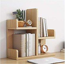 MQH Desktop Bookshelf Simple Desktop Bookshelf