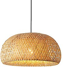 MQJ Bamboo Lighting Fixture, Kitchen Island Drop