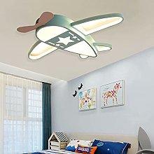 MQJ Ceiling Lamp Led Ceiling Light Kids Room Boys