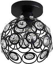 MQJ Lanterns Chandeliers Crystal Chandelier Semi