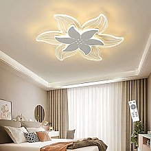 MQJ Led Ceiling Lights, Chandelier Lamp White