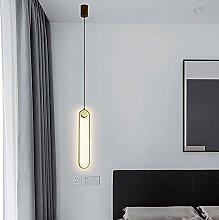 MQJ Led Chandelier Lighting Fixture Modern Drop