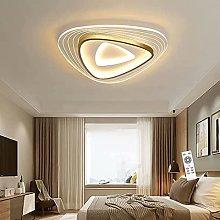 MQJ Led Dimmable Living Room Flush Mount Ceiling