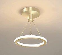 MQJ Led Lamp, Mini Modern Chandelier Ceiling Light
