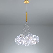 MQQ Dining Room Chandelier, LED Simple And Modern