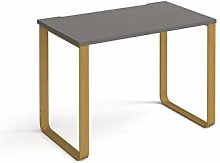 Mr Office Cairo straight desk 600mm deep with