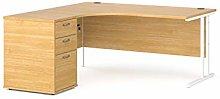 Mr Office Furniture Ltd Maestro 25 left hand