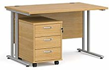 Mr Office Furniture Ltd Maestro 25 silver frame