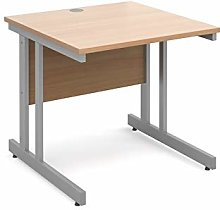 Mr Office Furniture Momento straight desk (Beech,