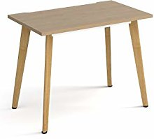 Mr Office Giza straight desk 600mm deep with