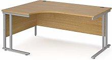 Mr Office Maestro 25 left hand ergonomic desk -