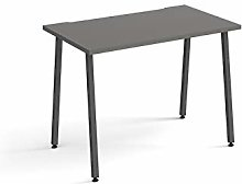 Mr Office Sparta straight desk 600mm deep with