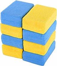 MR.SIGA Microfiber Sponge Applicator, Care