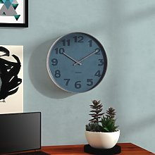 Mr. Wall Silent Wall Clock Karlsson Colour: