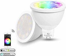 MR16 GU5.3 LED Bulb 4W,ZigBee Wireless Smart Light