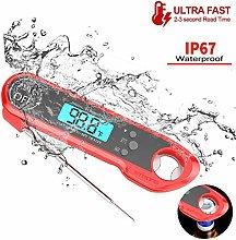 MRang Meat Thermometer, Waterproof IP67 Digital