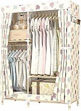 MrRong Folding wardrobe, Single Canvas