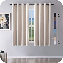 MRTREES Blackout Curtains Bedroom 57 Drop 2 Panels
