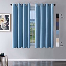MRTREES Opaque Thermal Curtain with Eyelets