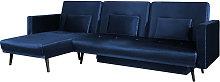 Mru Mru - Corner Sofa Bed with Linen Storage -