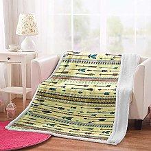 MSFDC dog blanket baby blanket Yellow creative