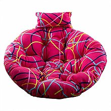 MSM Furniture Round Chair Cushions,Overstuffed