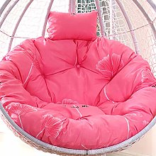 MSM Furniture Round Swing Chair Cushion,Fluffy