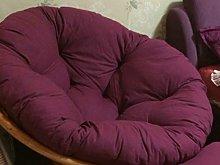 MSM Furniture Swing Chair Cushion, Round Patio