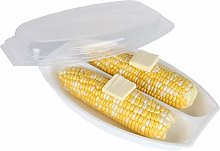 MSM Microwave Corn Steamer Corn on The Cob Fat