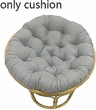 MSM Round Swing Cushion, Oversized Solid Color