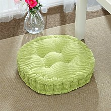 MSM Solid Color Tatami Round Seat Cushioning,