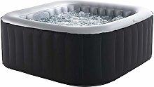 MSPA Alpine Delight Inflatable Portable Hot Tub