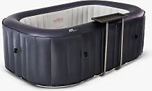 MSpa Nest Quick-Heating Inflatable Hot Tub with